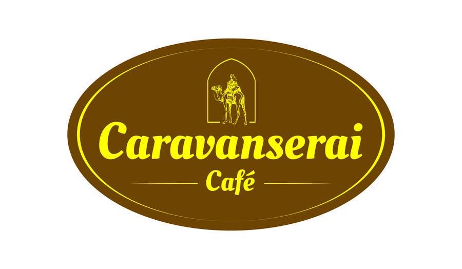 #57 for Design a Logo for Caravanserai café by studioprieto