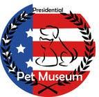 Bài tham dự #8 về Graphic Design cho cuộc thi Design a Logo for Presidential Pet Museum
