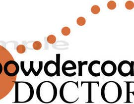 #4 untuk Design a Logo for Powdercoat Doctor oleh anliengelbrecht