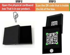#2 para Infographic for how to login to app using QR code de Naqvi8