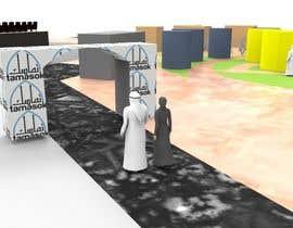 nº 6 pour 2D and 3D map and design an exhibition activity par ARTandFASHION