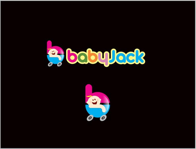 #120 for Design a Logo for BabyJack by rueldecastro