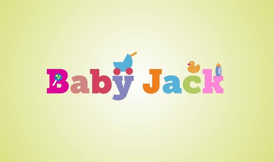 #115 for Design a Logo for BabyJack by kasif20