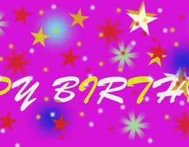 nº 21 pour i need 5 designs for birthday banners par meen7