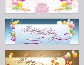 #5 para i need 5 designs for birthday banners por dalvimanish