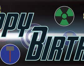 #16 for i need 5 designs for birthday banners af GreenworksInc