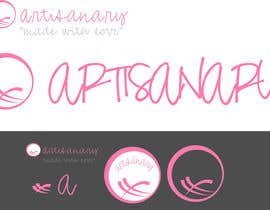 #82 para Design a Logo for Artisanary por MariaTBinz