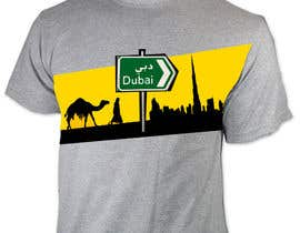 #138 for Design a T-Shirt for Dubai! af jaskovw