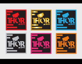 #175 para Design a Logo for Thor Apps por xcerlow