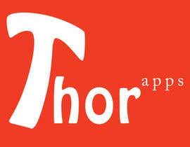 nº 43 pour Design a Logo for Thor Apps par gopal59