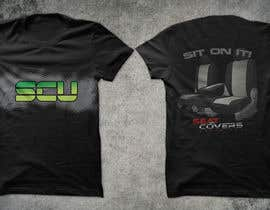 #49 untuk Logo Design for Seat Covers Unlimited T-Shirts oleh armanlim