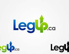 "#18 for Design a Logo for Crowdfunding Site ""LegUp.ca"" af taganherbord"