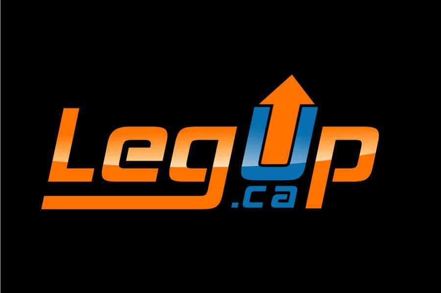 "#25 for Design a Logo for Crowdfunding Site ""LegUp.ca"" by creativdiz"