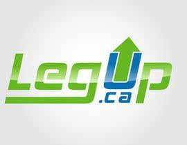 "nº 27 pour Design a Logo for Crowdfunding Site ""LegUp.ca"" par creativdiz"