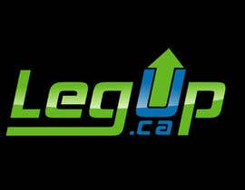 "nº 28 pour Design a Logo for Crowdfunding Site ""LegUp.ca"" par creativdiz"