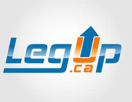 "#29 for Design a Logo for Crowdfunding Site ""LegUp.ca"" af creativdiz"