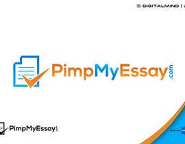#96 para Design a Logo for PimpMyEssay.com por digitalmind1