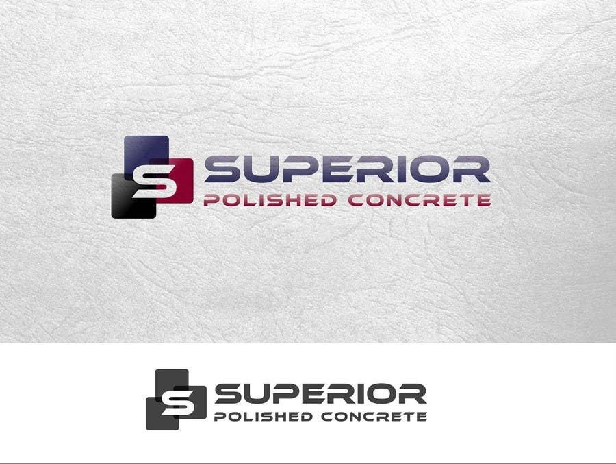 Bài tham dự cuộc thi #                                        49                                      cho                                         Superior Polished Concrete logo design