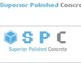 nº 9 pour Superior Polished Concrete logo design par virupaksa