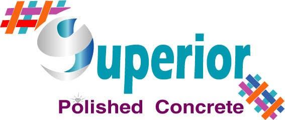 Bài tham dự cuộc thi #                                        38                                      cho                                         Superior Polished Concrete logo design