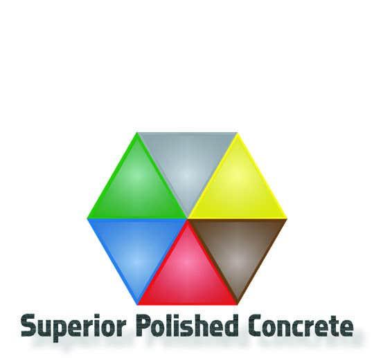 Bài tham dự cuộc thi #                                        39                                      cho                                         Superior Polished Concrete logo design