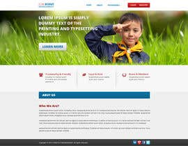 #3 for Boy Scout Management Software, Website/Mobile App Mockup by tania06