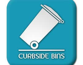#33 cho Design a Logo for Curbside Bins bởi burgerdnl