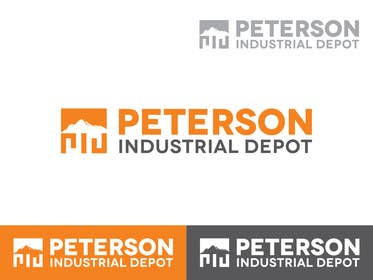 """#22 for Design a Logo for """"Peterson Industrial Depot"""" by winarto2012"""