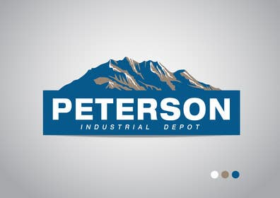 """#142 for Design a Logo for """"Peterson Industrial Depot"""" by DanielOliva82"""