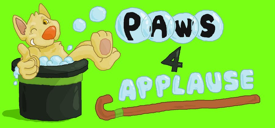 Contest Entry #100 for Logo Design for Paws 4 Applause Dog Grooming