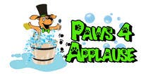 Graphic Design Entri Peraduan #105 for Logo Design for Paws 4 Applause Dog Grooming