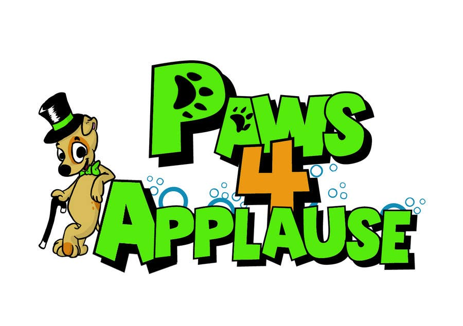 Contest Entry #87 for Logo Design for Paws 4 Applause Dog Grooming