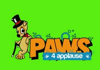Graphic Design Contest Entry #49 for Logo Design for Paws 4 Applause Dog Grooming