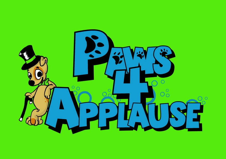 Contest Entry #90 for Logo Design for Paws 4 Applause Dog Grooming