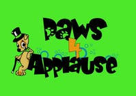 Graphic Design Contest Entry #111 for Logo Design for Paws 4 Applause Dog Grooming