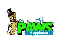 Graphic Design Contest Entry #34 for Logo Design for Paws 4 Applause Dog Grooming