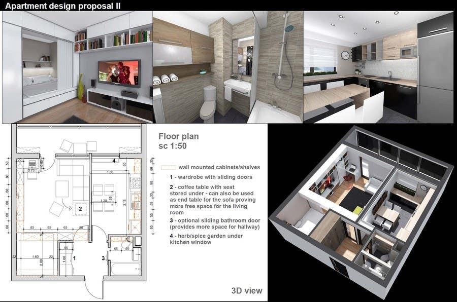 #46 for Need some Interior design by lauraburlea