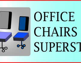 Qunson tarafından Logo Design for Office Chair Superstore için no 252