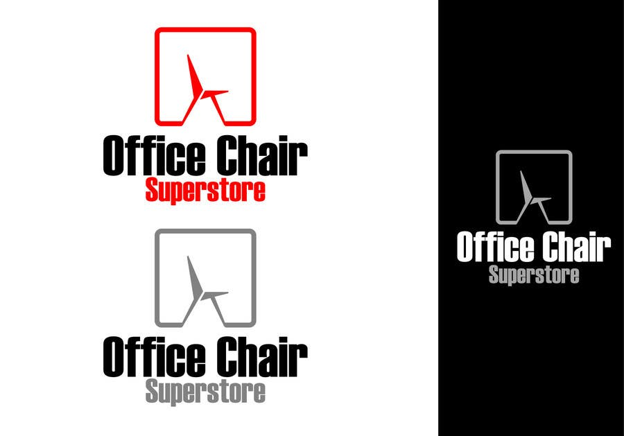 Kilpailutyö #148 kilpailussa Logo Design for Office Chair Superstore