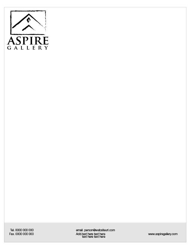 #101 for Design a Logo for Aspire Gallery by designstore