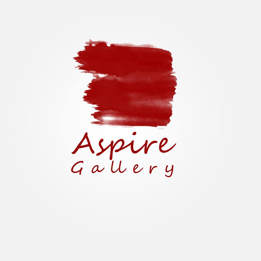 #76 for Design a Logo for Aspire Gallery by EngSaraMahmoud