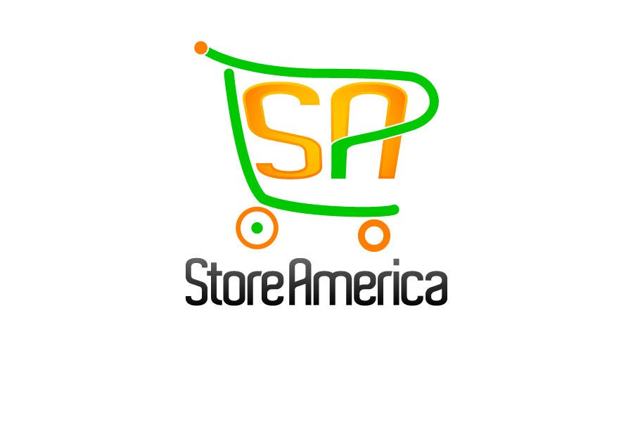 #33 for Design a Logo for store america by johnnytuch13