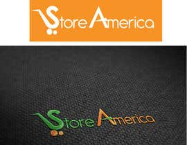 #34 for Design a Logo for store america by pixelhubdesings