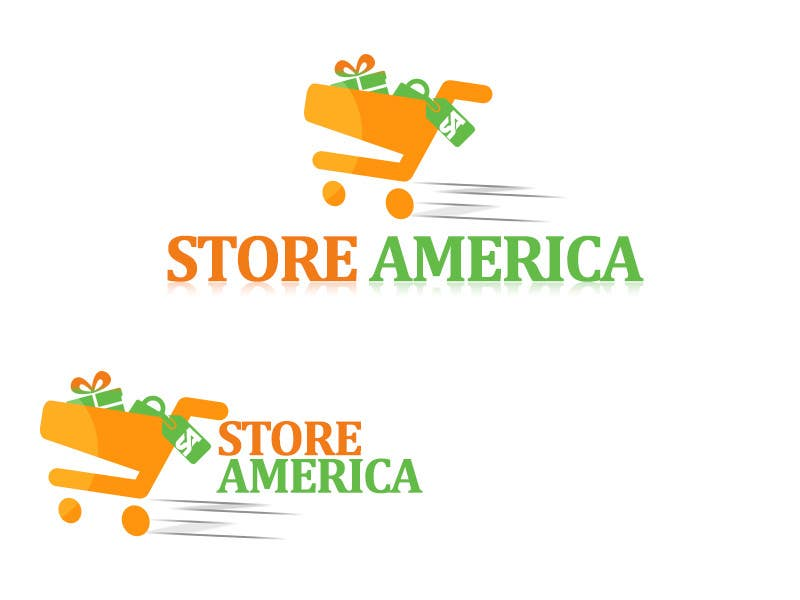 #66 for Design a Logo for store america by nikita626