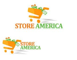 #67 for Design a Logo for store america by nikita626