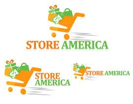 #68 for Design a Logo for store america by nikita626