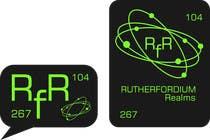 Graphic Design Konkurrenceindlæg #26 for Design a Logo for Rutherfordium Realms