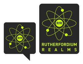 nº 35 pour Design a Logo for Rutherfordium Realms par studioprieto