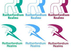 #29 for Design a Logo for Rutherfordium Realms by AboAlimk