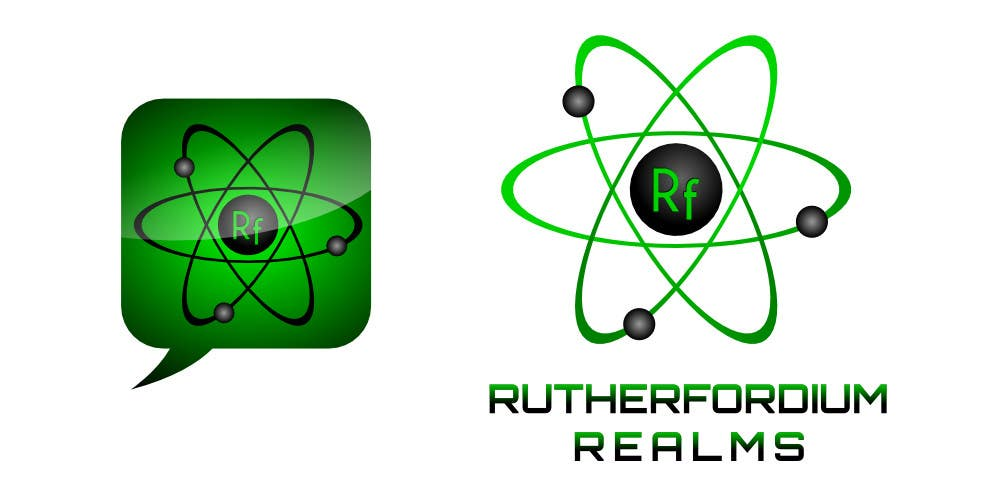 Konkurrenceindlæg #61 for Design a Logo for Rutherfordium Realms